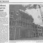 Jubelstimmung im Defdahl über einen neuen Bauabschnitt Quelle: WAZ