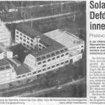 Solarturm im Defdahl wirkt nach innen und außen Quelle: WAZ